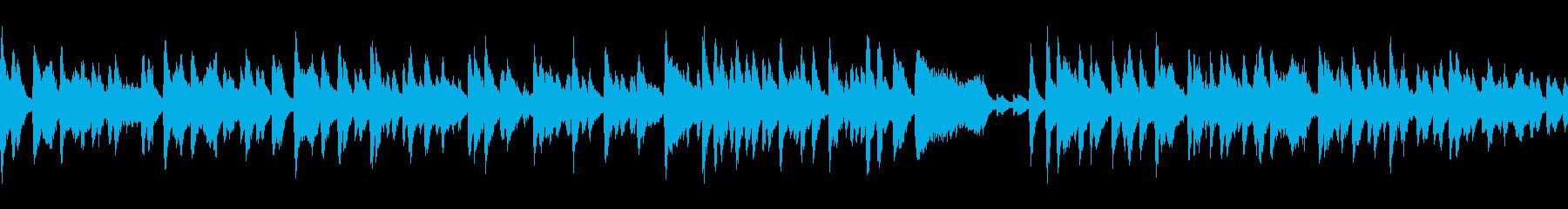 猫の宴 (ループ仕様)の再生済みの波形