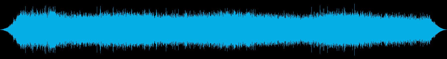 水処理プラント:水の混合とパイプの流れの再生済みの波形