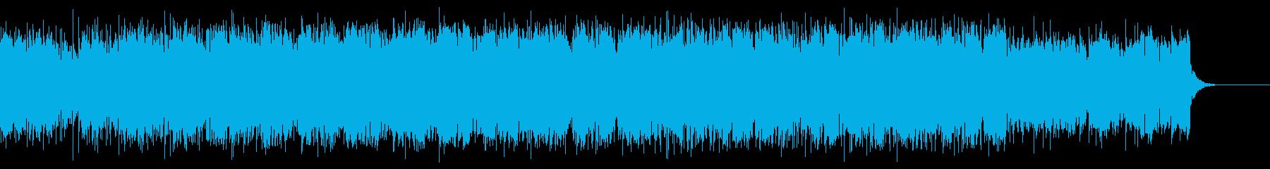 ニューエイジアンビエント研究所神秘...の再生済みの波形