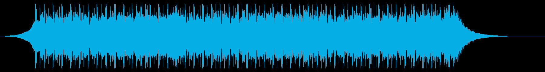 インフォグラフィック(30秒)の再生済みの波形