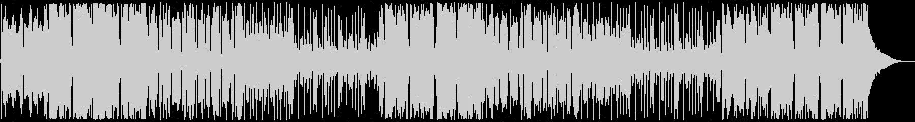 劇伴2、シネマチックHipHop、緊迫Aの未再生の波形