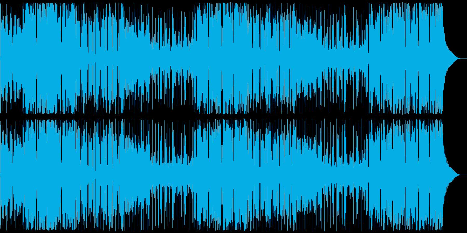 劇伴9A、シネマチックHipHop、緊迫の再生済みの波形