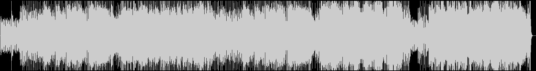 ギターのファンキーでメロウなポップの未再生の波形