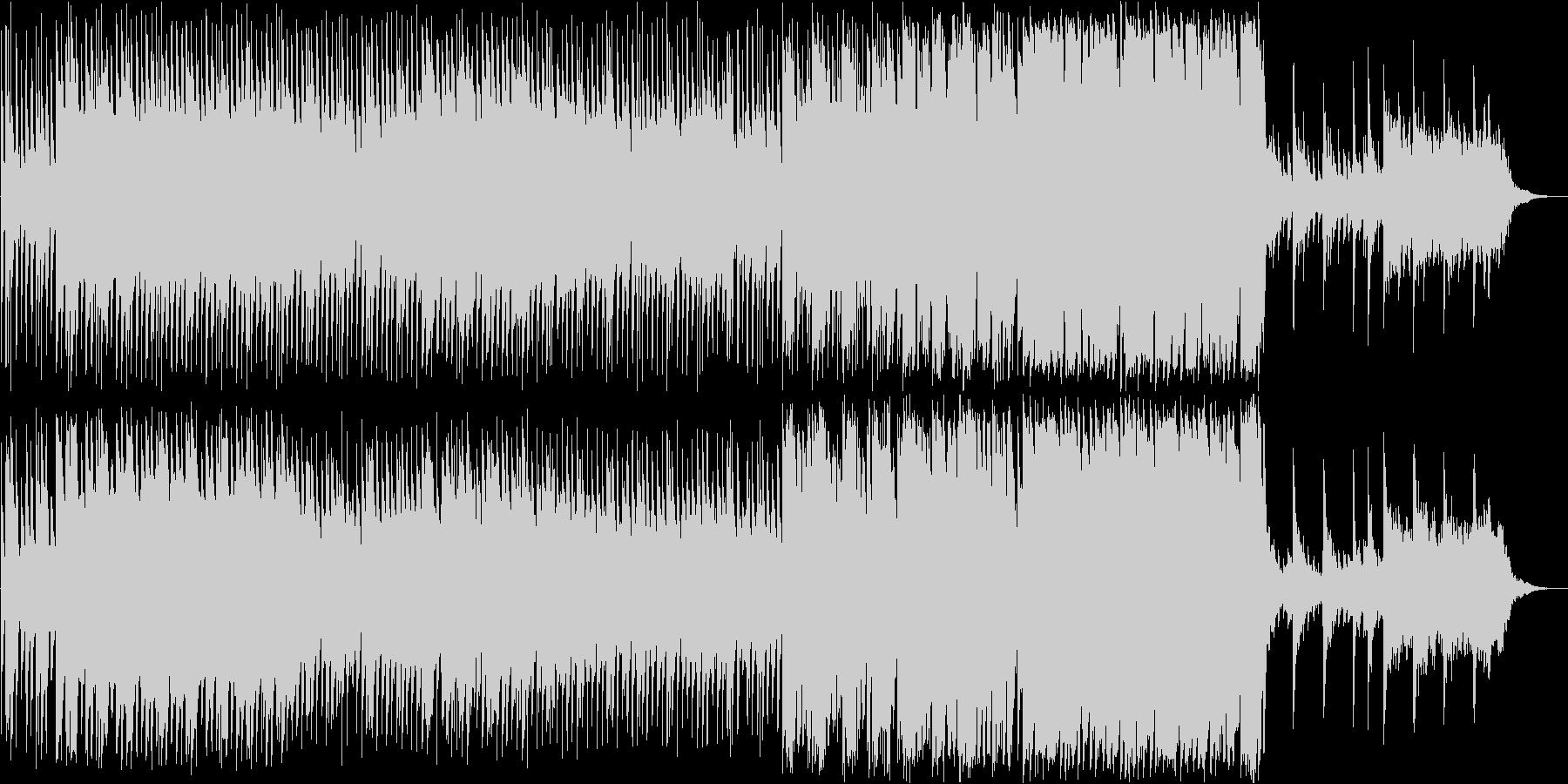 神秘的な森の日常(Short ver.)の未再生の波形