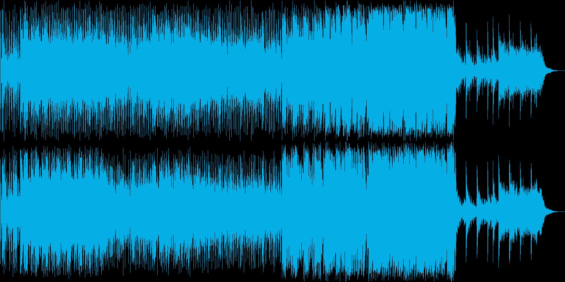 神秘的な森の日常(Short ver.)の再生済みの波形