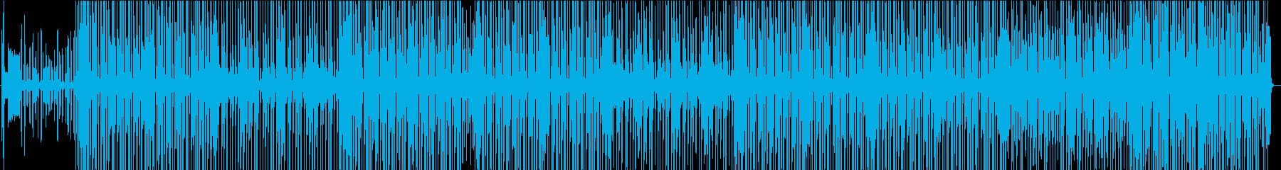 ラテンダンスミュージック/レゲトン...の再生済みの波形