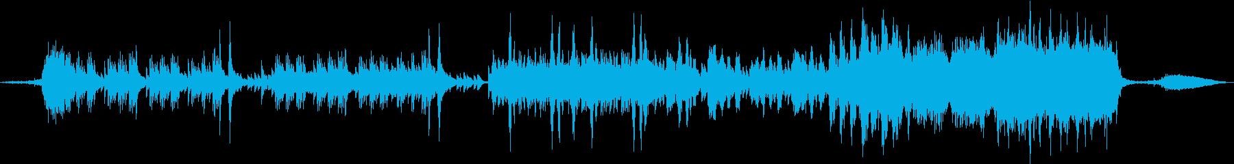 音仔(ねこ)たちの水(みず)球体の再生済みの波形