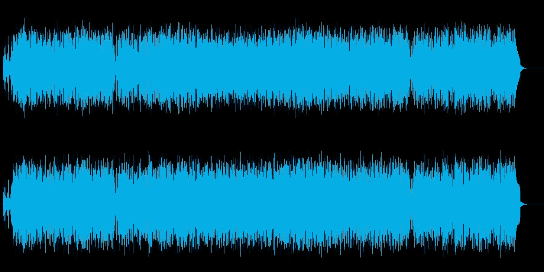 懐かしのGSサウンド風マイナー歌謡の再生済みの波形