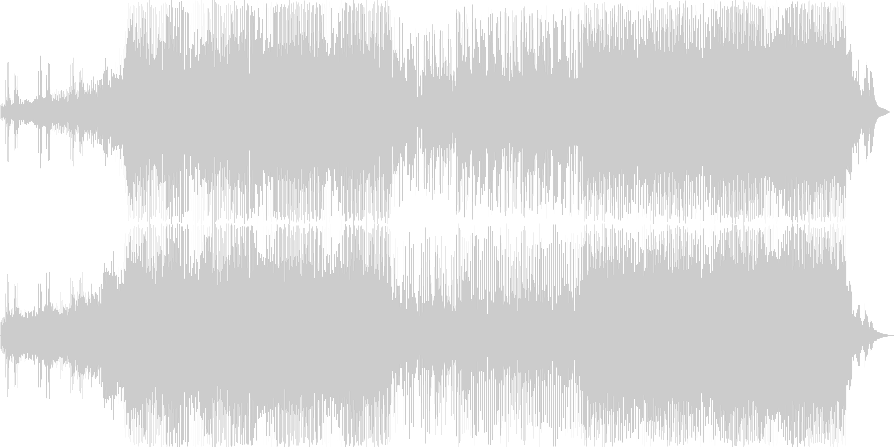 イージーリスニング アクション 楽...の未再生の波形
