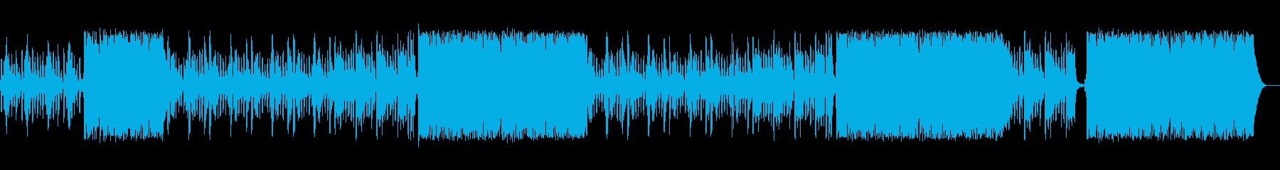 中東系/ヒップホップ/動画向き/#2の再生済みの波形