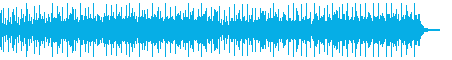 No melody Morning refreshing bright future's reproduced waveform