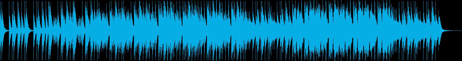 シネマティック 押しつけがましい ...の再生済みの波形