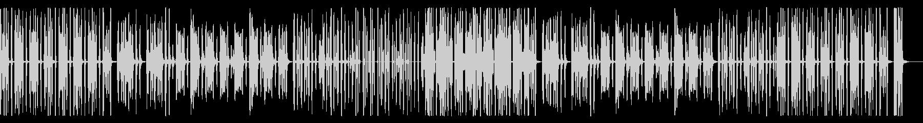 ほのぼのリコーダー、パーカス木琴抜きの未再生の波形