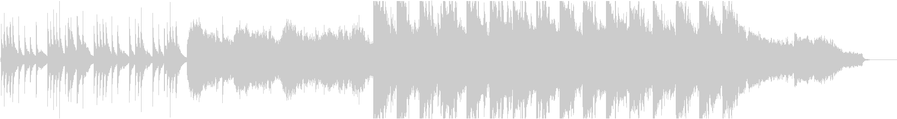 企業VP30 16bit44kHzVerの未再生の波形