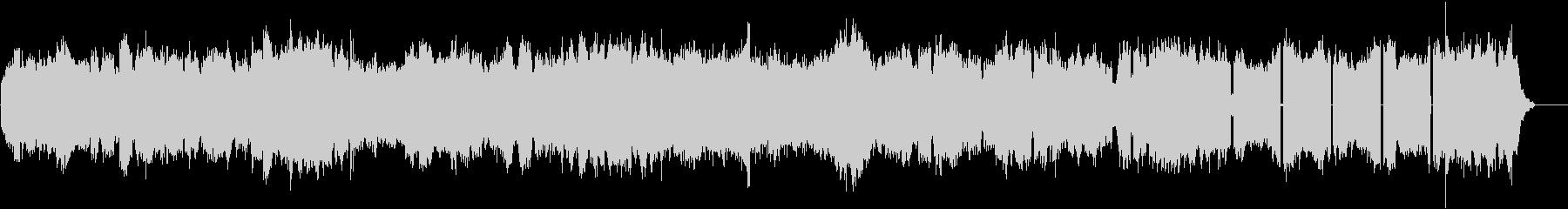 ドローン フリーズ02の未再生の波形