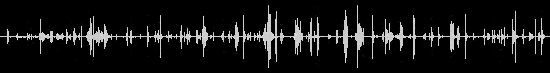 モンスター 肉食05の未再生の波形