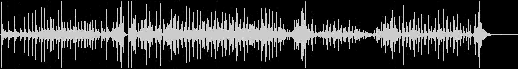 津軽三味線ソロ-F、激しい、疾走、声なしの未再生の波形