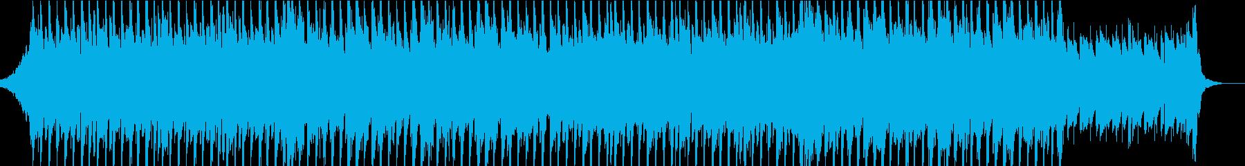 Folk Acousticの再生済みの波形
