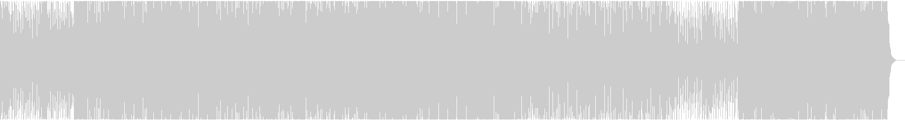 News4 16bit48kHzVerの未再生の波形