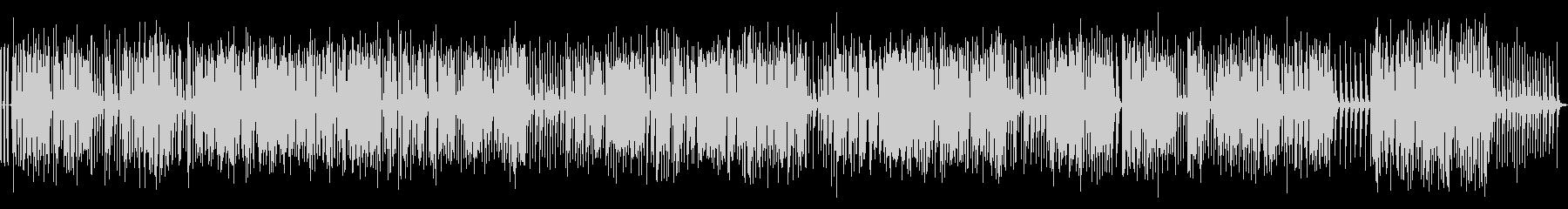 長尺オルゴール楽曲02-1(駆動音あり)の未再生の波形