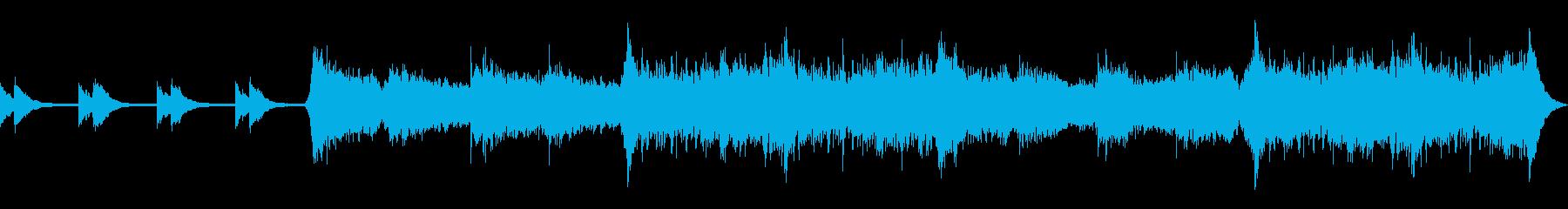 RPG:ダンジョン用BGM1の再生済みの波形