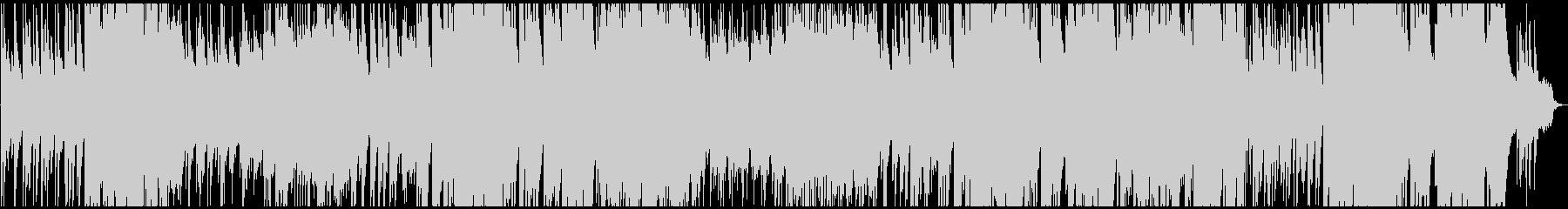 切ない感動系ピアノバラードBGMの未再生の波形