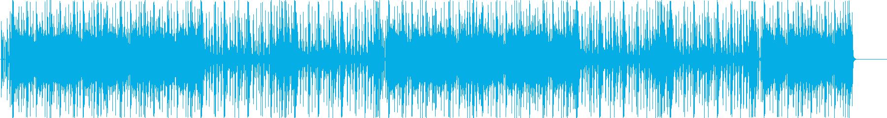【メロ&掛声なし】和ヒップホップBGMの再生済みの波形