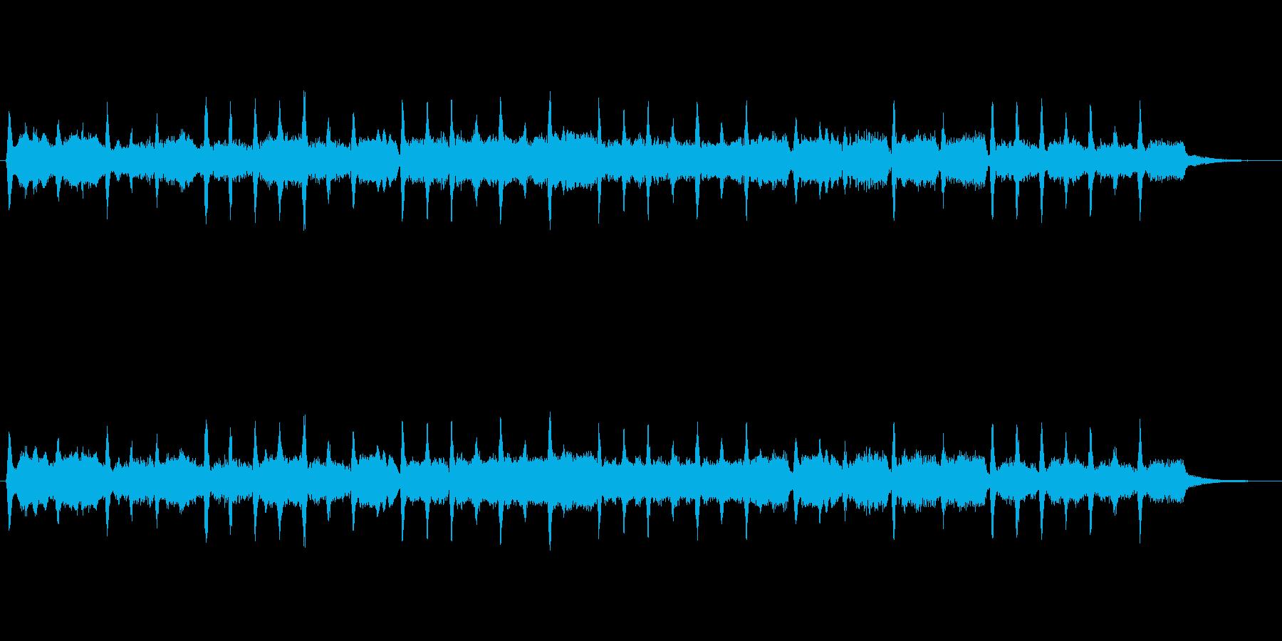 きらきら星 (木管アレンジ)の再生済みの波形