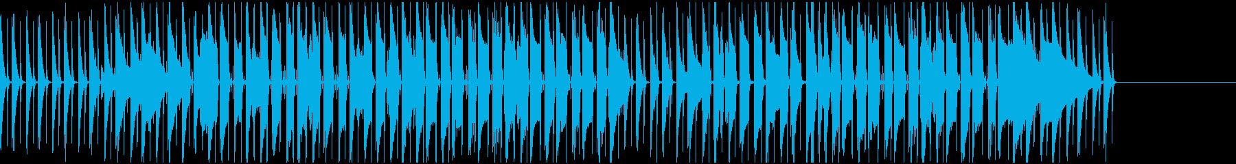 R&Bインストルメンタル。滑らかで...の再生済みの波形