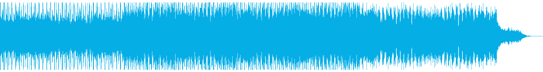 医療用(中)の再生済みの波形