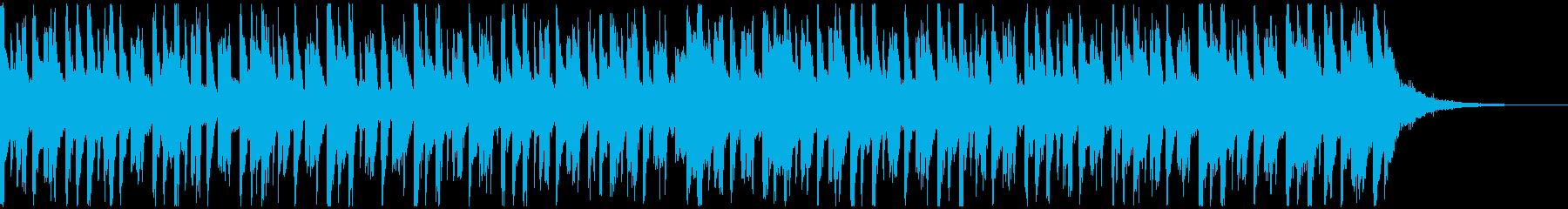 CM30秒、ハウス、おしゃれ、大人っぽいの再生済みの波形