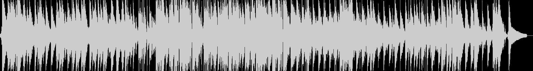 ほたるこいのピアノトリオワルツの未再生の波形