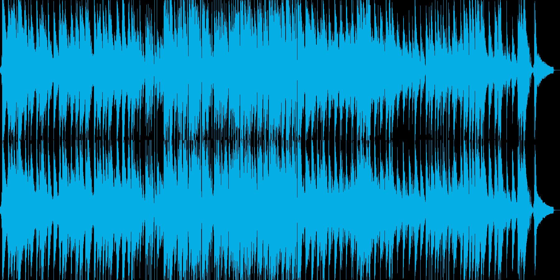 ほたるこいのピアノトリオワルツの再生済みの波形