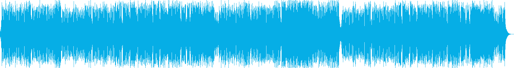 うきうきハロウィン、明るくポップなお化けの再生済みの波形