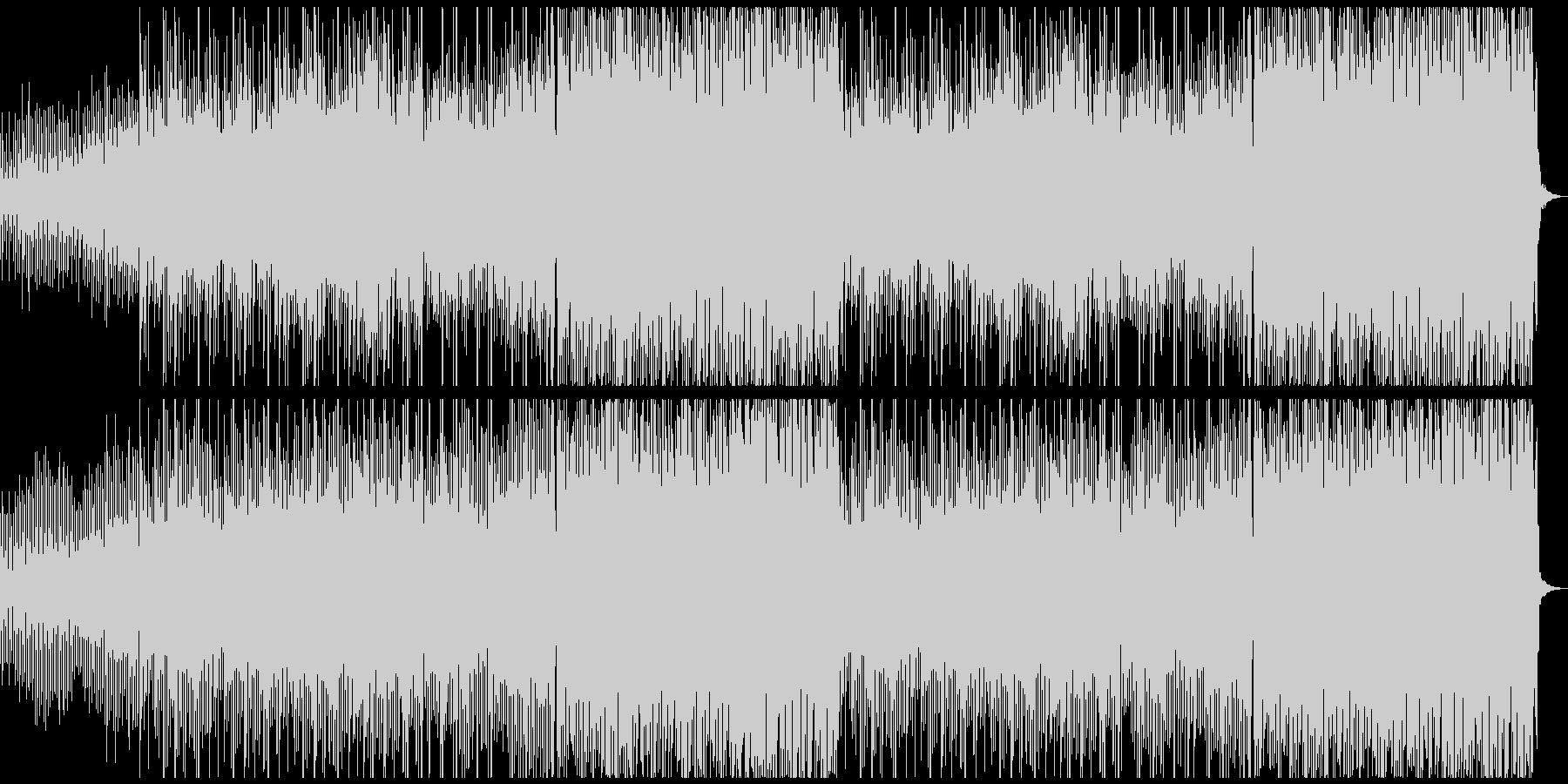 バイオリンメインのFuture Bassの未再生の波形