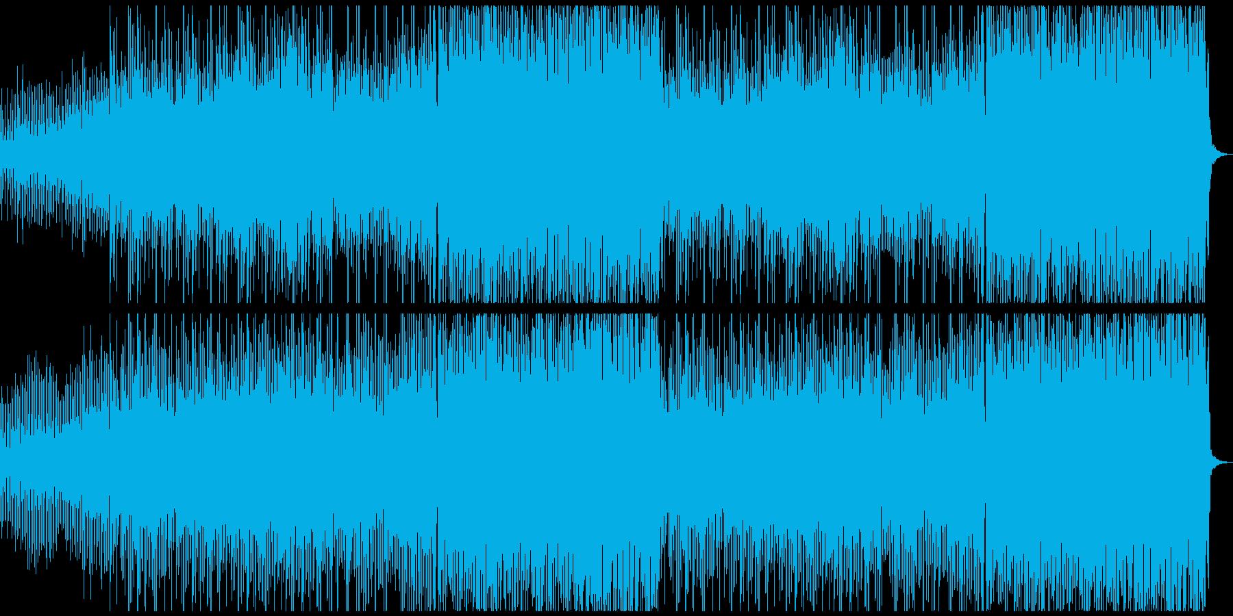 バイオリンメインのFuture Bassの再生済みの波形