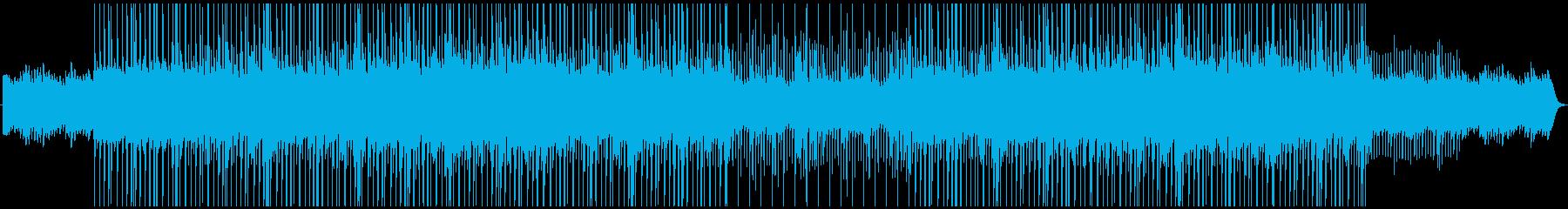 ゆったりまったり旅のBGM その1の再生済みの波形
