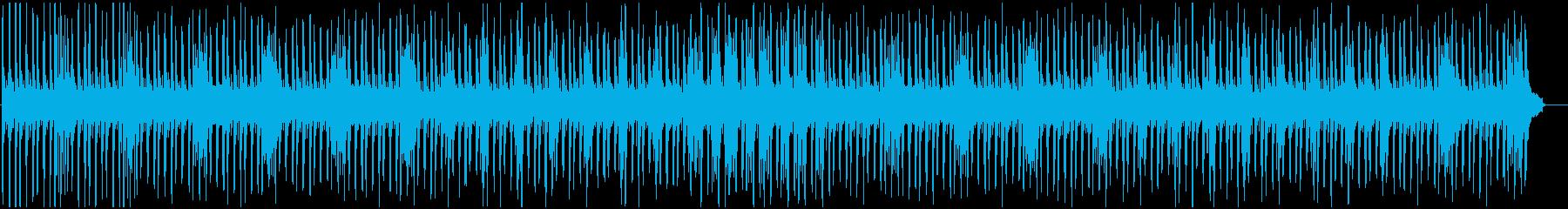 ほのぼの日常BGM バイオリン無しの再生済みの波形