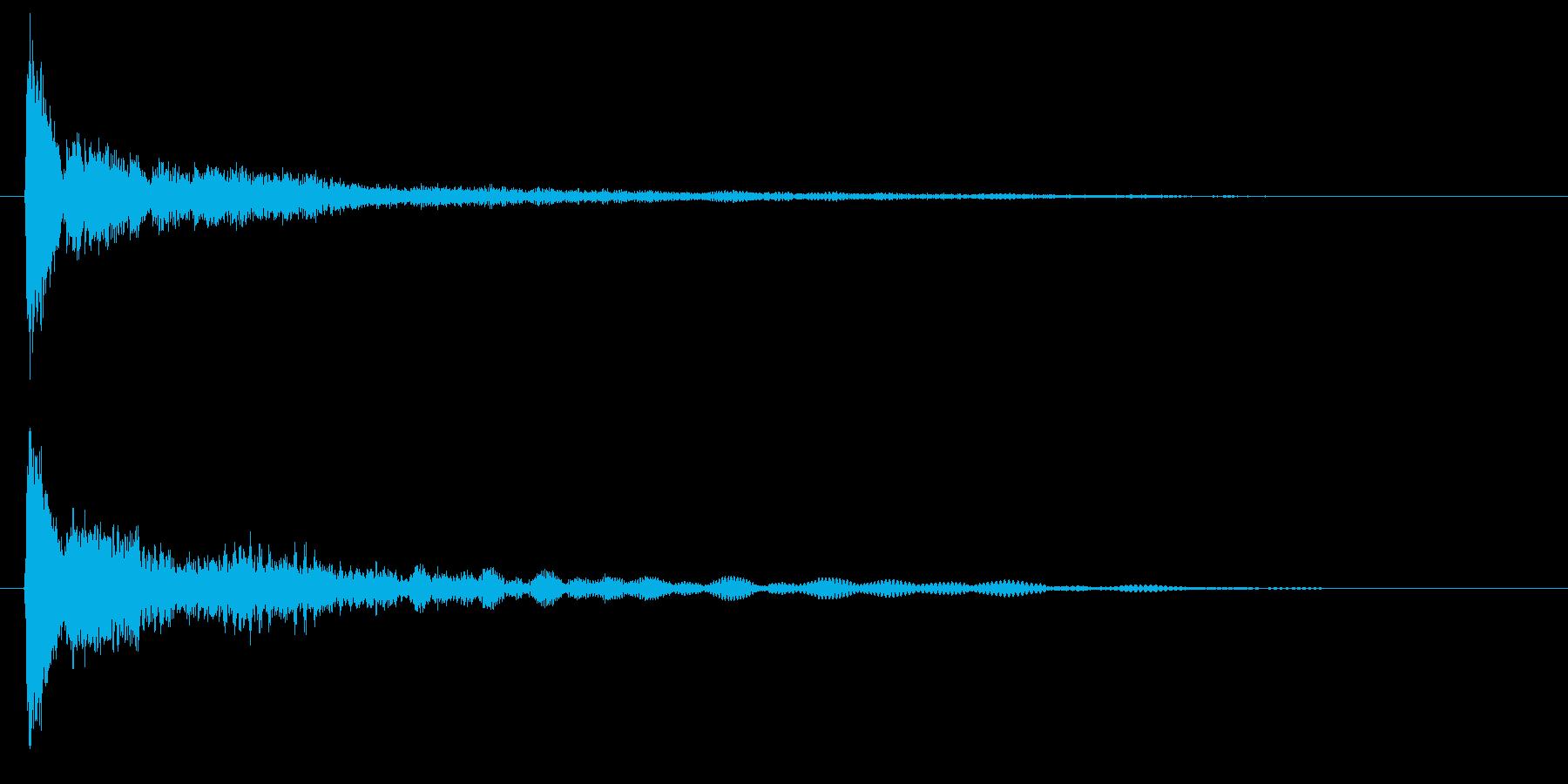 擬音【きゅーんふぉー】192kbps …の再生済みの波形