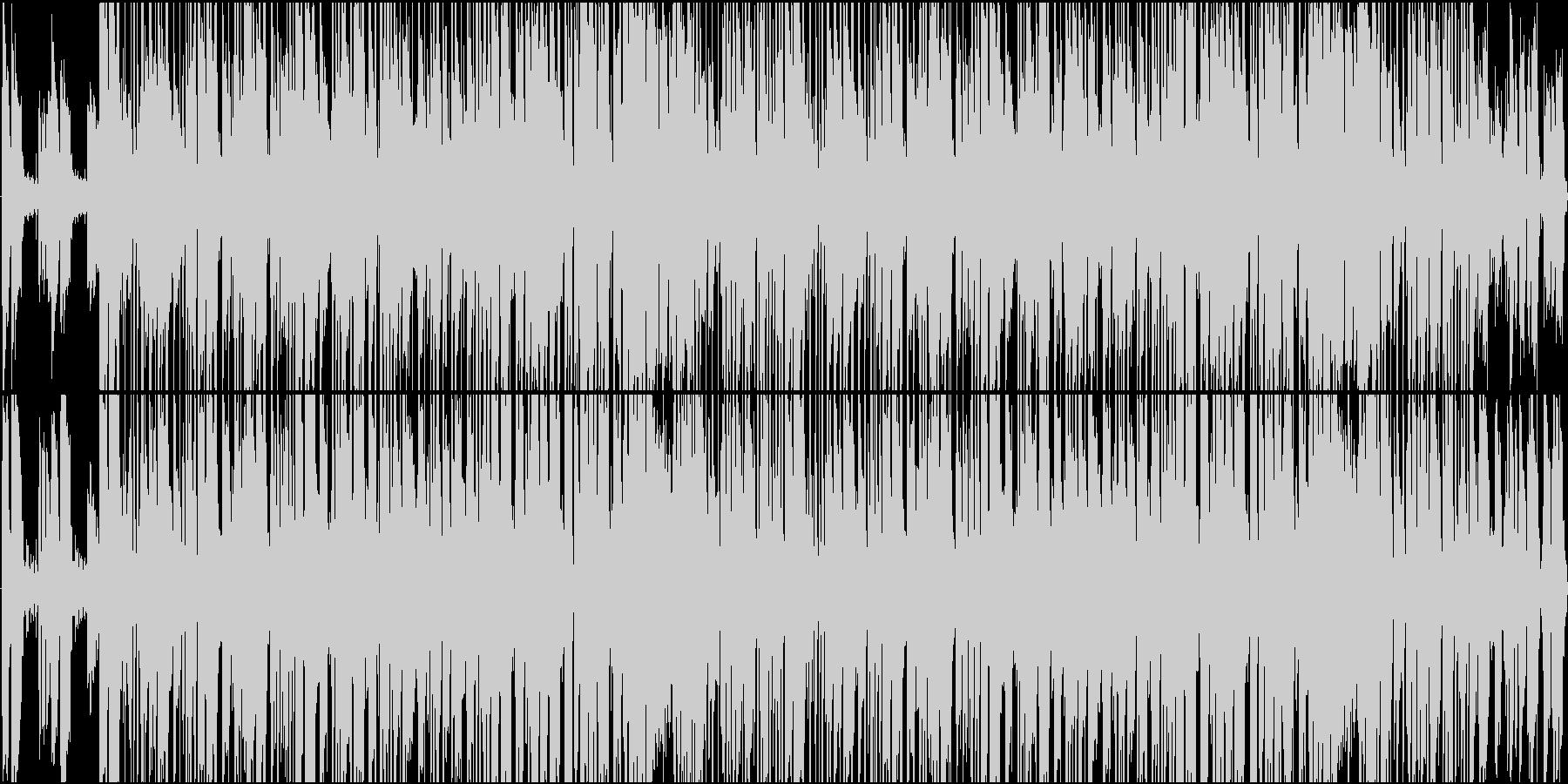 大人な雰囲気のスムースジャズの未再生の波形