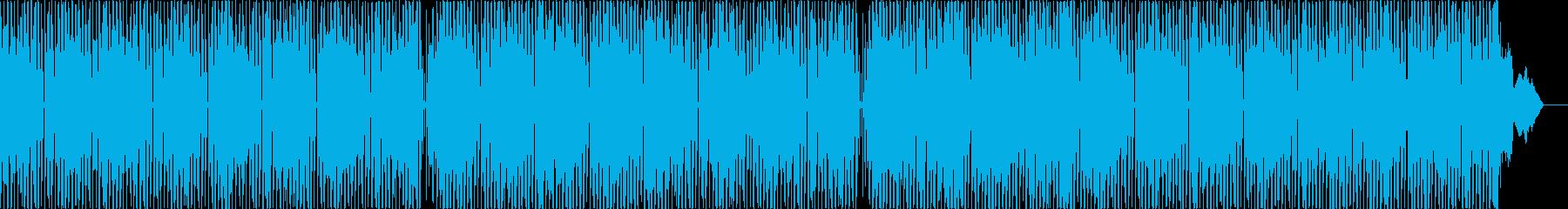 家。の再生済みの波形