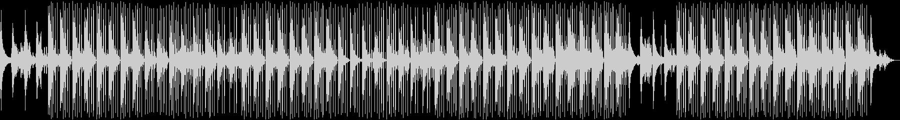 ローファイ、ギター、チルアウト、VLOGの未再生の波形