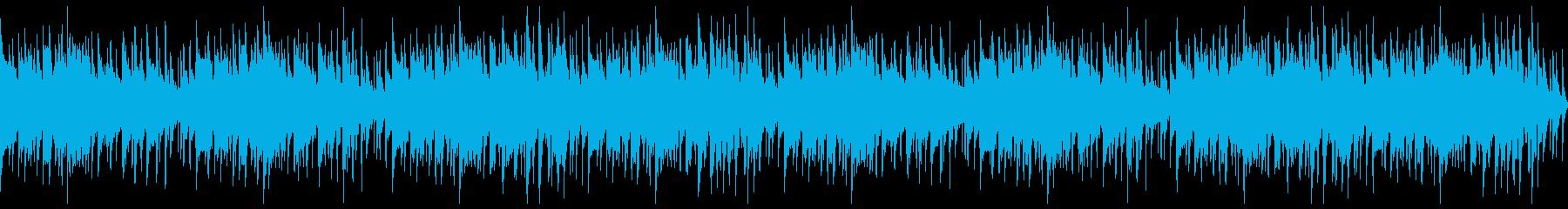 【ループ】古筝・琵琶で中国伝統風なBGMの再生済みの波形
