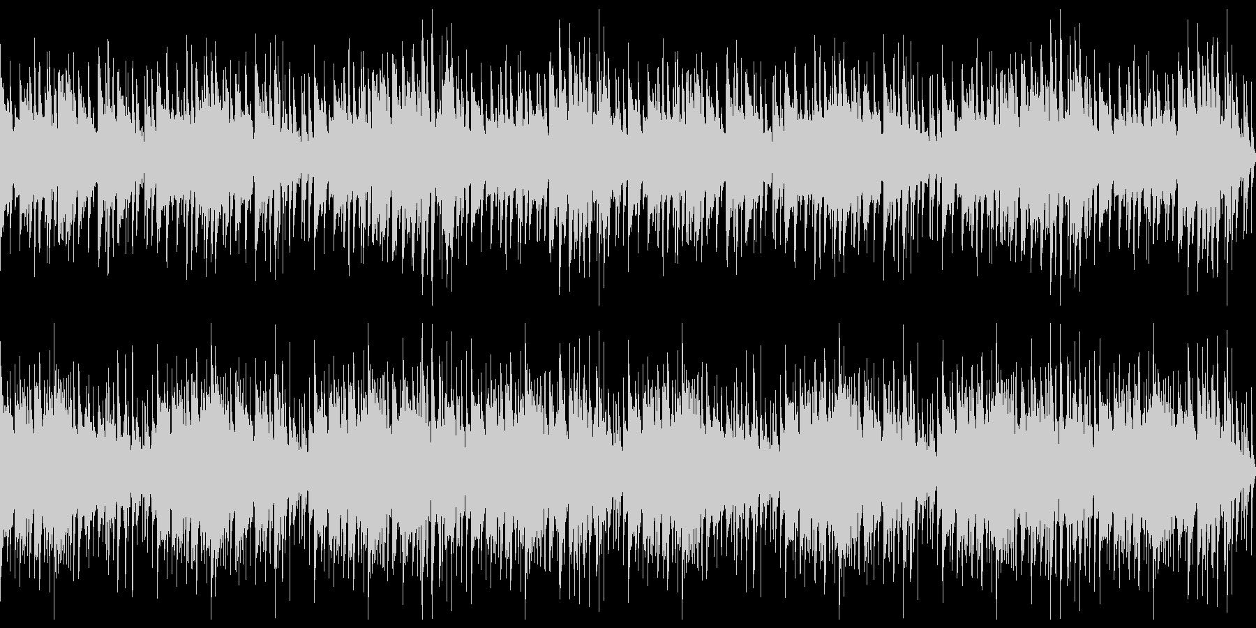 【ループ】古筝・琵琶で中国伝統風なBGMの未再生の波形