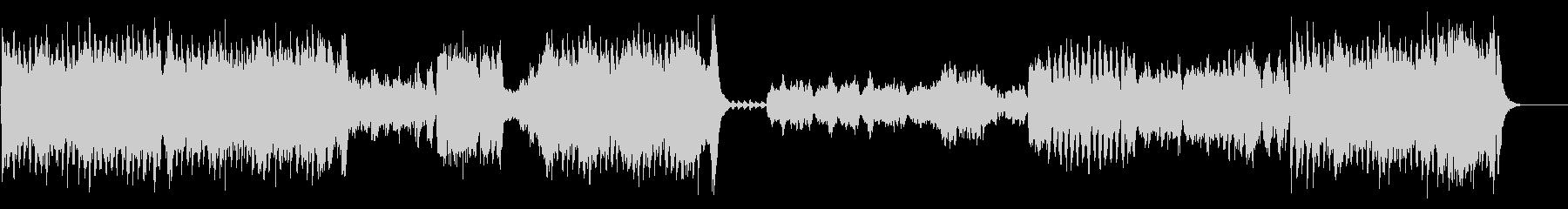『カルメン』序曲 オーケストラの未再生の波形