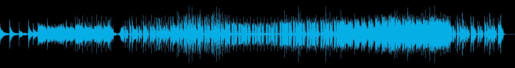 アコギが映える爽やかなpopsの再生済みの波形