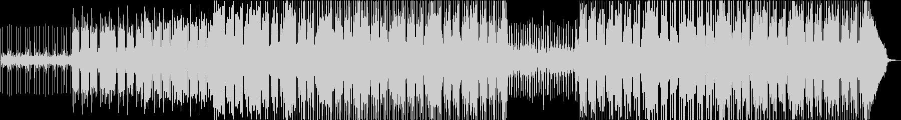 ファンク アンビエントミュージック...の未再生の波形