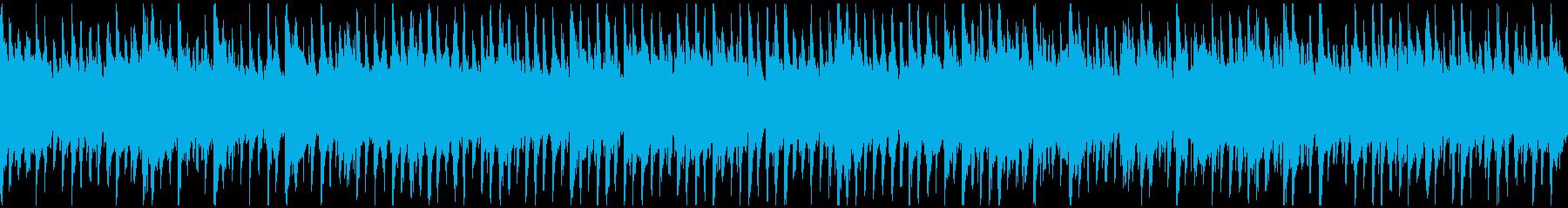 わくわく楽しいウクレレ、ハワイ※ループ版の再生済みの波形