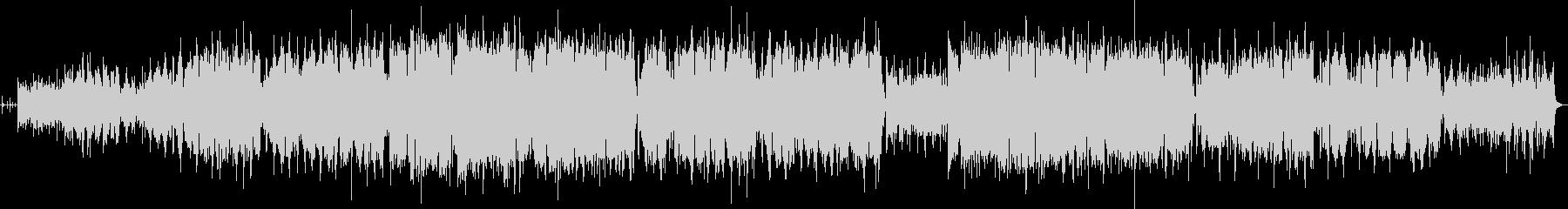 フラメンコギターのオリジナルフラメンコ曲の未再生の波形