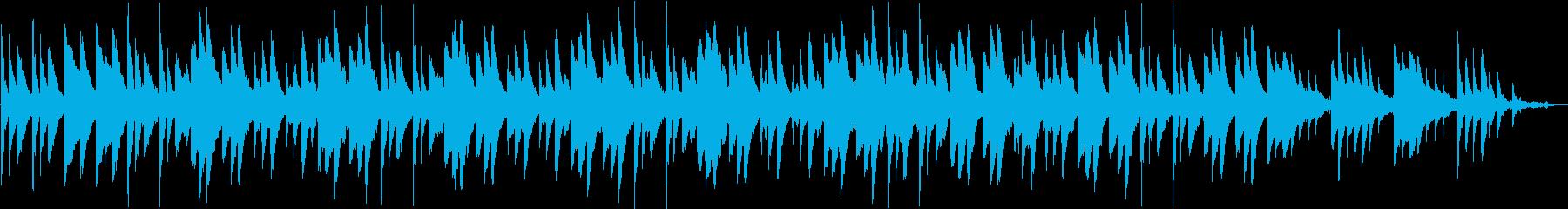 和気藹々とした城下町のケルト音楽の再生済みの波形